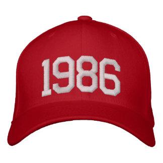 1986 år hatt