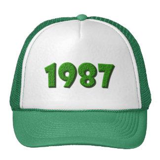 1987 BASEBALL HAT