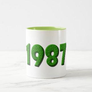 1987 Två-Tonad MUGG