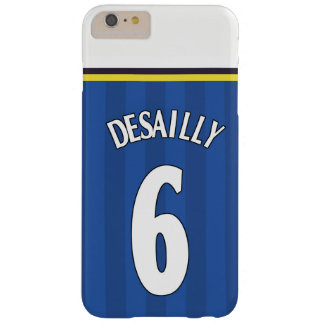 1997-99 fodral för Chelsea hemtelefon - DESAILLY 6 Barely There iPhone 6 Plus Skal