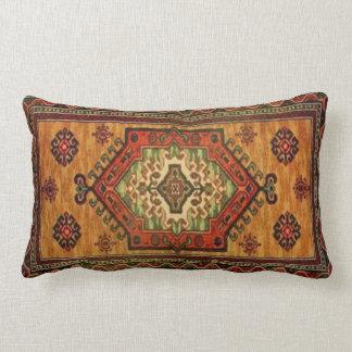 19th Århundradevintage mattar design 213 Lumbarkudde
