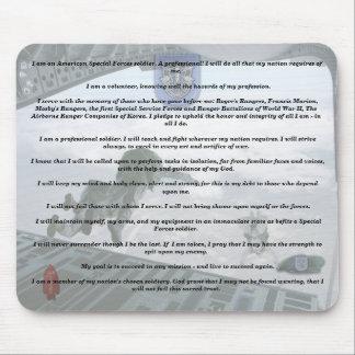 19th speciella williams för styrkabekännelseläger  musmatta