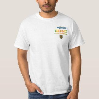1/16. För CIB-grymtning för infanteri VSR skjorta Tee Shirt