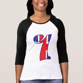 1 ålder UK T Shirts