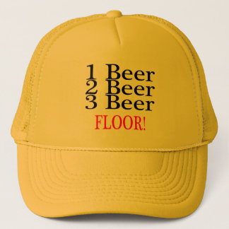 1 GOLV för öl för öl 3 för öl 2 Truckerkeps