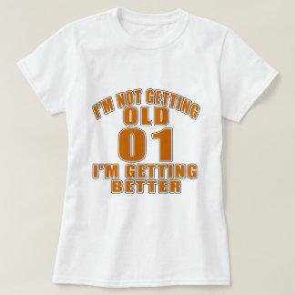 1 I-förmiddag som får bättre T Shirt