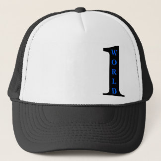 1 plötsliga tillbaka hatt för VÄRLD Keps