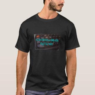 1f u c4n r3ad - blåtttext t shirt