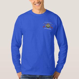 1ST 1ST ARMORED SKJORTA för BATALJON6eINFANTERI Tee Shirts