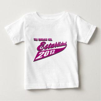 1st åriga födelsedagdesigner t-shirts