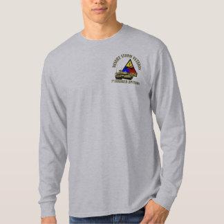 1st Armored uppdelning [den 1st ANNONSEN] Tee Shirt