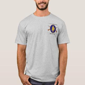 1st Bataljon 111. infanteriT-tröja T Shirts