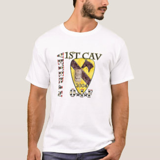 1st Cav 2004 OIF VETERAN T-shirts