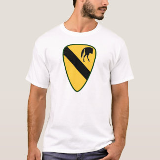 1st CAV color.png Tee Shirt
