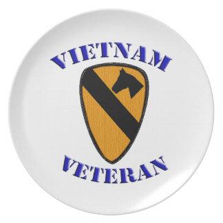 1st Cav Vietnam veteran Tallrik