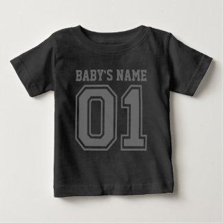 1st Födelsedag (anpassadebaby namn) Tee Shirts