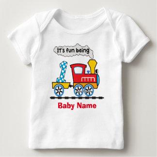 1st födelsedag för anpassningsbar tröjor
