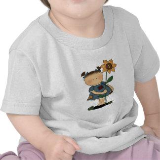 1st födelsedag för daisy tee shirts