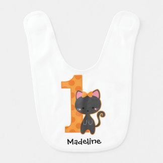 1st födelsedag för Halloween kattunge