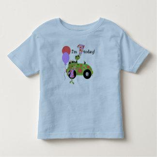 1st födelsedag för modgrodor tee shirt