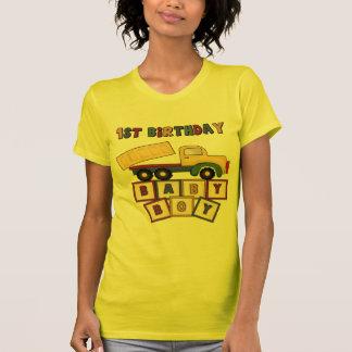1st födelsedag för pojke tröjor