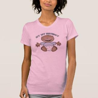 1st födelsedag för spädbarn tee shirt