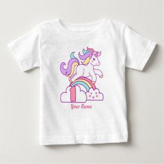1st födelsedag för Unicorn T-shirt