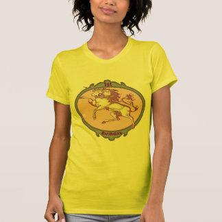 1st födelsedag för Unicorn Tee Shirt