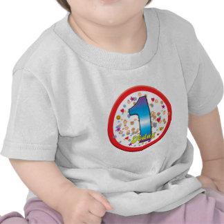 1st Födelsedag i dag v2 T Shirts