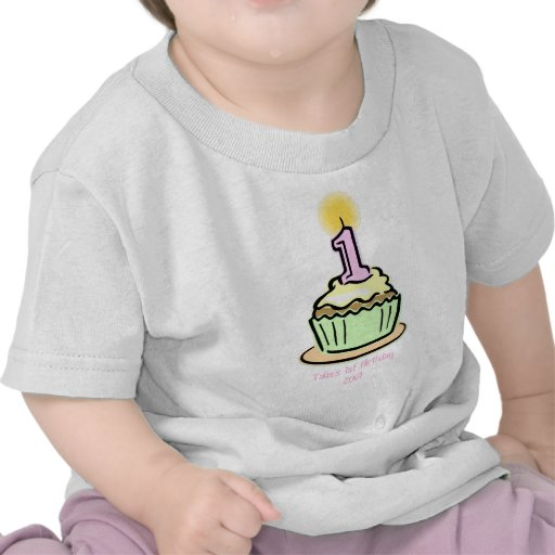 1st födelsedag - muffin