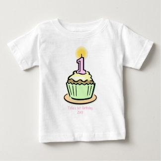 1st födelsedag - muffin tee shirt