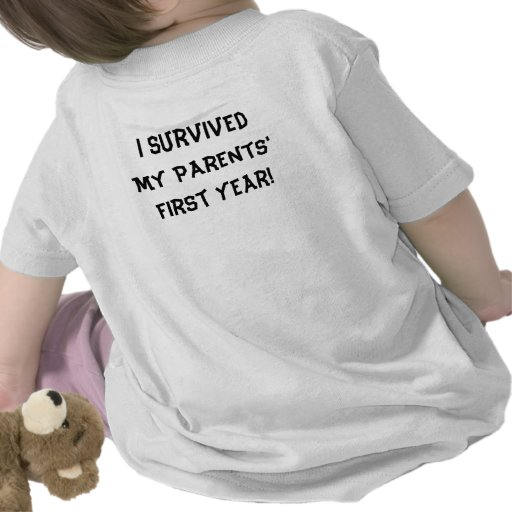 1st födelsedag t-shirt