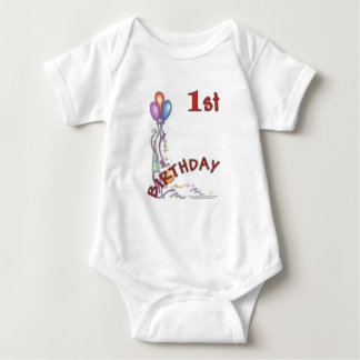 1st Födelsedag Tshirts