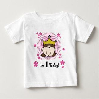 1st födelsedag Tshirts och gåvor för