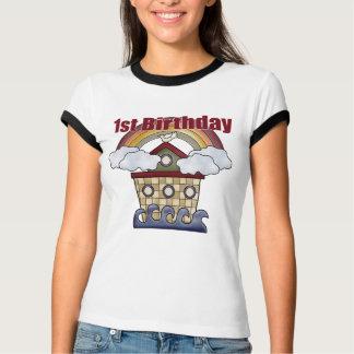 1st Födelsedagark Tshirts