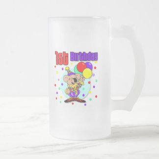 1st FödelsedagAustralien födelsedag Kaffe Muggar