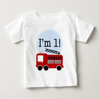 1st Födelsedagen avfyrar lastbilen T-shirts