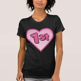 1st födelsedaggåvor för flicka! t shirt