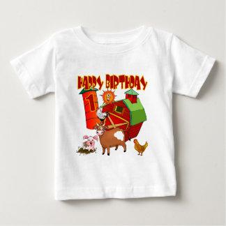 1st Födelsedaglantgårdfödelsedag T-shirts