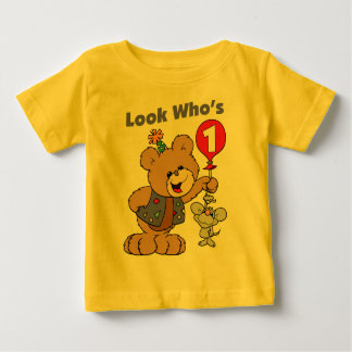 1st Födelsedagnalle T-shirts