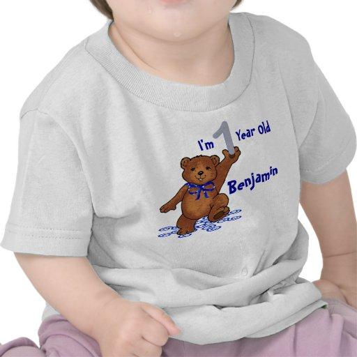 1st Födelsedagnalle T-shirt