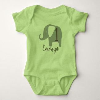 1st födelsedagSafari för djungel T Shirt