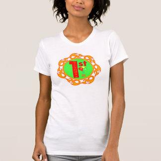 1st Födelsedagsfest T-shirt