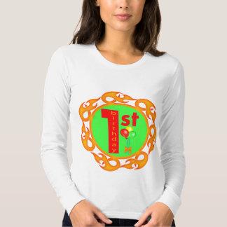 1st Födelsedagsfest Tshirts