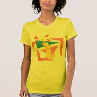 1st Födelsedagstearinljus Tshirts