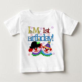 1st födelsedagTshirts och gåvor för enfaldiga Tshirts