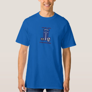 1st För infanteriregten för Bn skolar det 507. T-shirts
