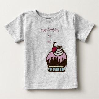 1st Första födelsedagmuffinskjorta T Shirts