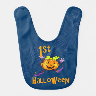 1st Halloween lyckligpumpa