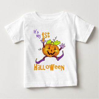 1st Halloween lyckligpumpa T Shirt